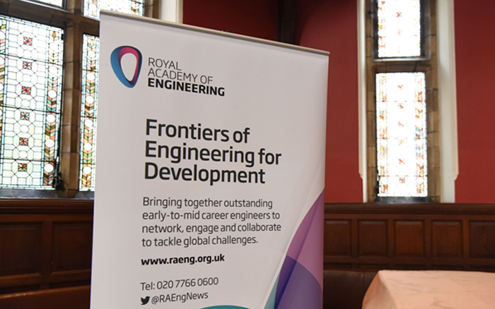 RAE presents Frontiers of Engineering Symposium in Pretoria