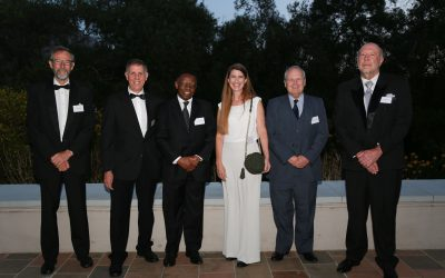 Annual Western Cape Induction Dinner