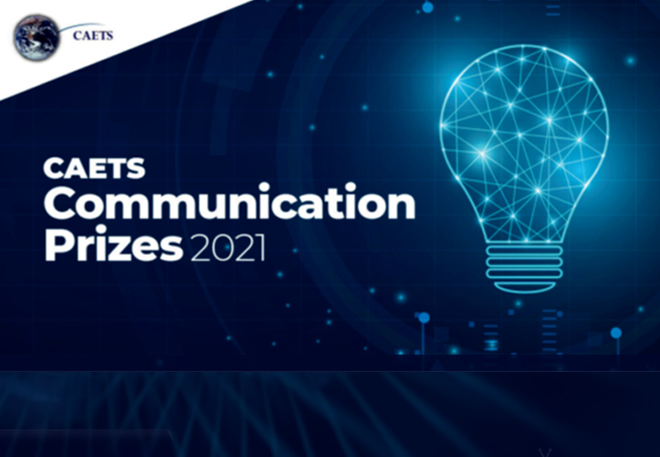 New CAETS Communication Prizes