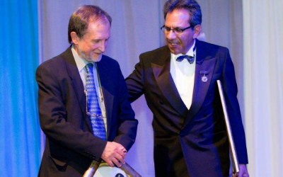 Five SAAE Fellows were honoured by SAICE with Honorary Fellowships and Gold Medals