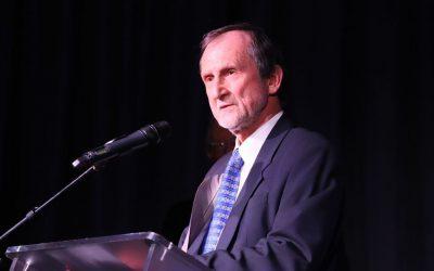 SAAE Fellow Kevin Wall receives Lifetime Award